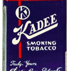 Kadee Tobacco Tin