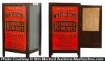 Whitlock's Renowned Remedies Cabinet