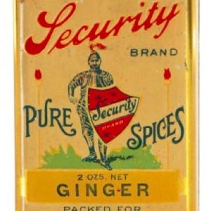 Security Spice Tin
