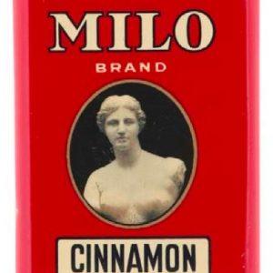 Milo Spice Tin