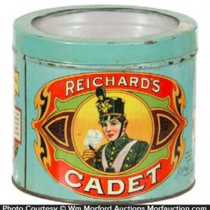 Reichards Cadet Cigar Can