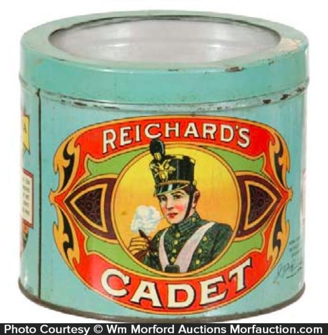 Reichards Cadet Cigar Can