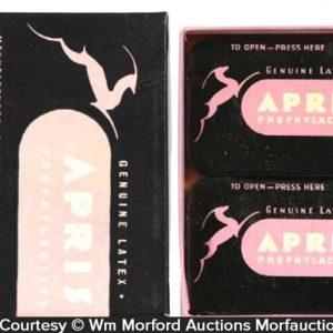 Apris Condoms Display