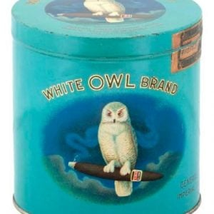 White Owl Cigar Can