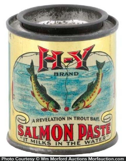 H-Y Salmon Paste Tin