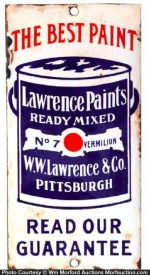 Lawrence Paints Door Push