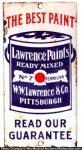 Lawrence Paints Door Push