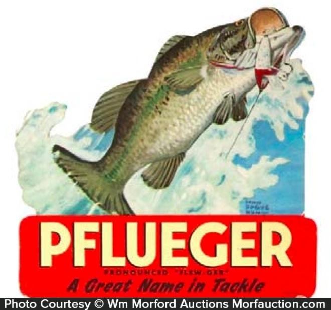 Pflueger Counter Sign