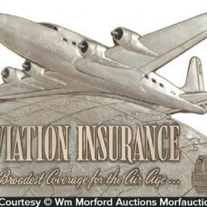 Aviation Insurance Sign