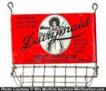 Dairymaid Cream Harvester Display