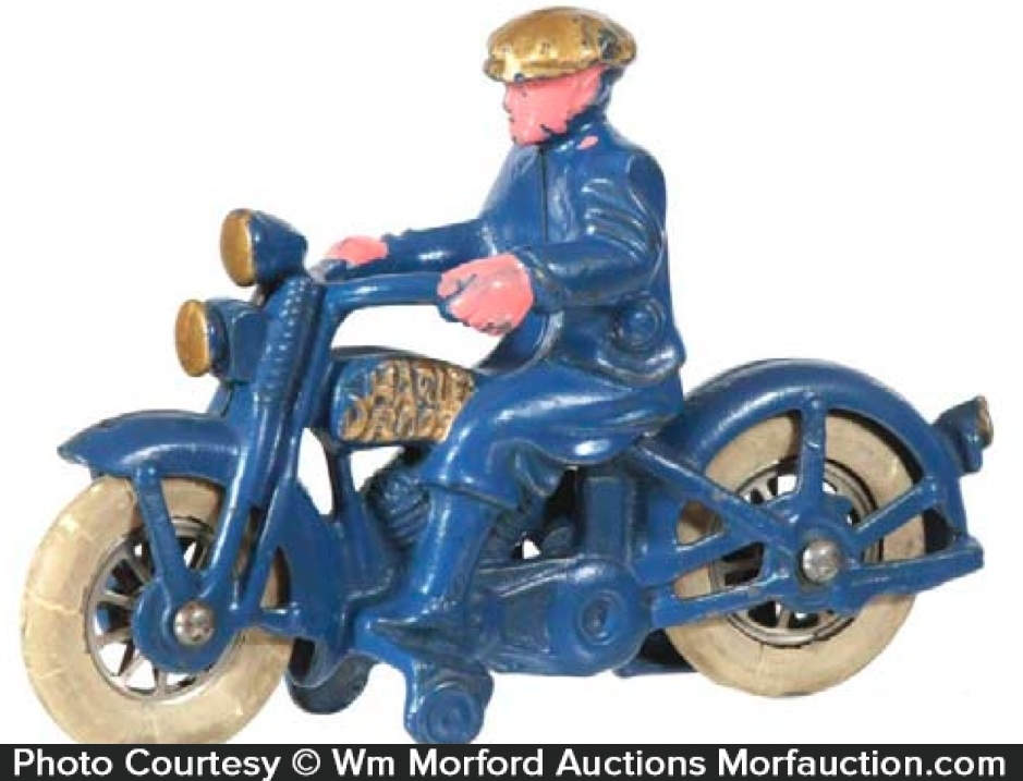 Harley Davidson Motorcycle Toy