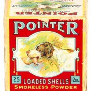 Pointer Shotgun Shells Box