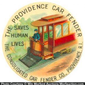 Providence Car Fender Mirror