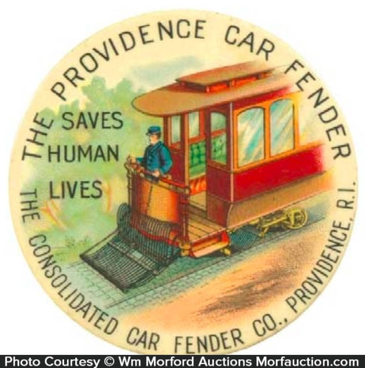 Providence Car Fender Mirror