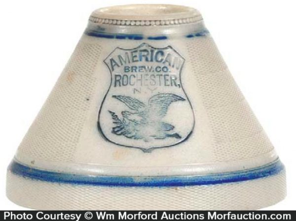American Brewing Co. Match Holder