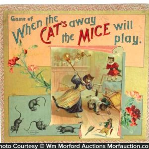 Cat & Mice Game