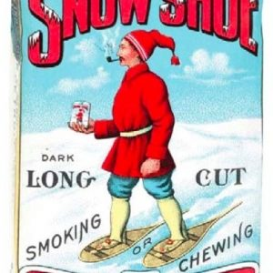 Snow Shoe Tobacco Pack