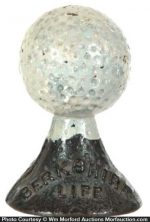 Berkshire Life Golf Paperweight
