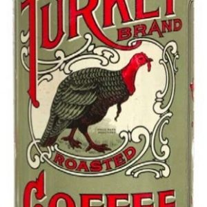 Turkey Coffee Can