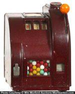 Jiffy 1¢ Gum Vendor