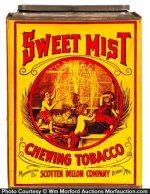 Sweet Mist Tobacco Bin