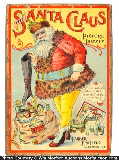 Santa Claus Puzzle