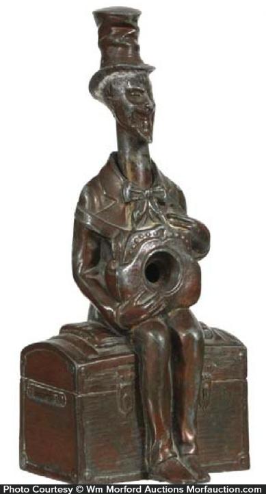 Figural Cigar Cutter
