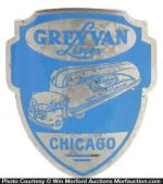 Greyvan Cap Badge