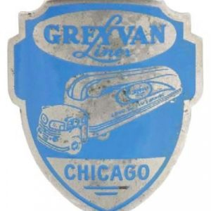 Greyvan Cap Badge