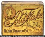 Gold Flake Tobacco Tin