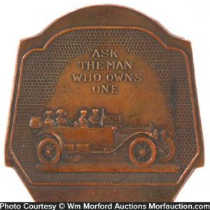 Packard Autos Paperweight