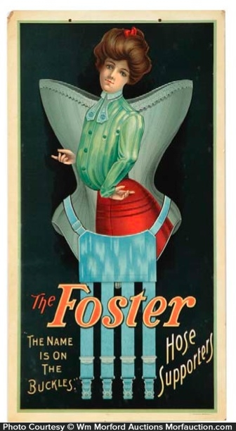Foster Hose Supporters Sign