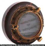 Salesman's Sample Porthole