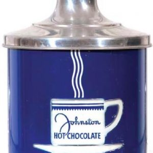 Johnston Hot Chocolate Canister