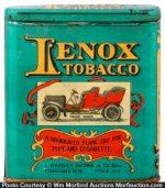 Lenox Tobacco Tin