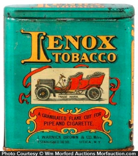 Not vintage cigarette tins
