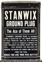 Stanwix Tobacco Pocket Tin