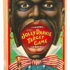 Jolly Darkie Target Game