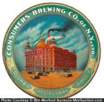 Consumer's Brewing Tip Tray