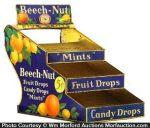Beech Nut Display Stand
