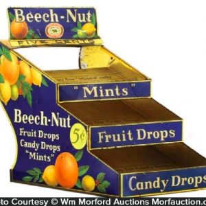 Beech Nut Display Stand