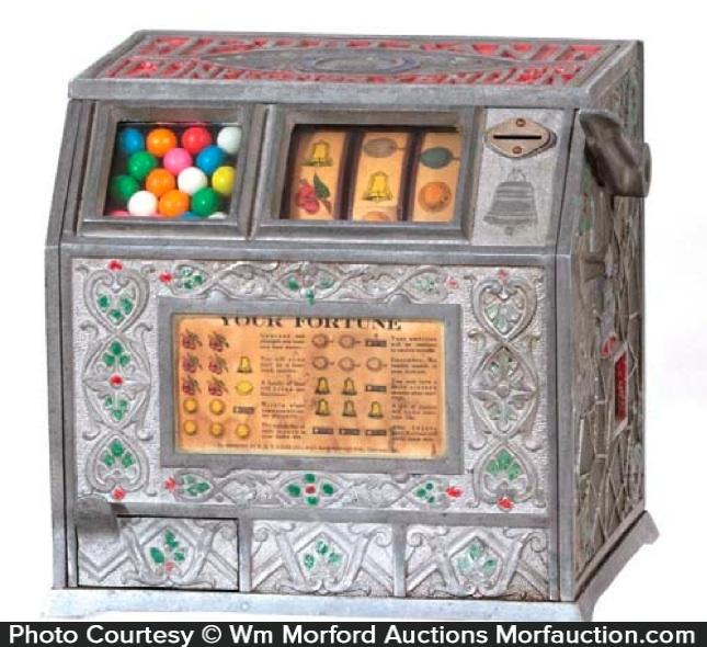 Puritan Confection Vendor