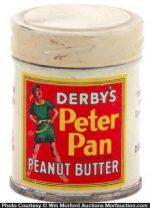 Peter Pan Peanut Butter Sample Tin