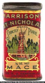 St. Nicholas Spice Tin