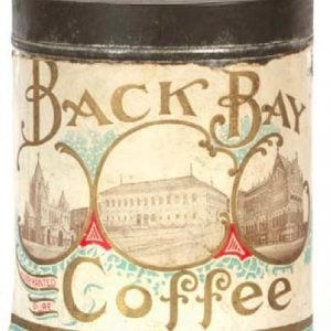 Back Bay Coffee Can