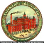 Stegmaier Brewing Tip Tray