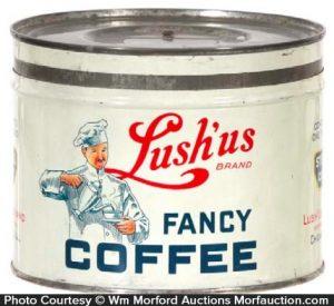 Lush'Us Coffee Can