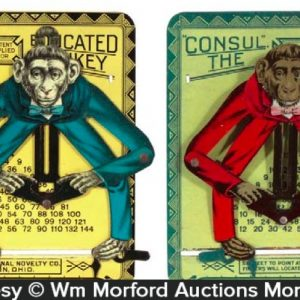 Consul The Monkey Toys