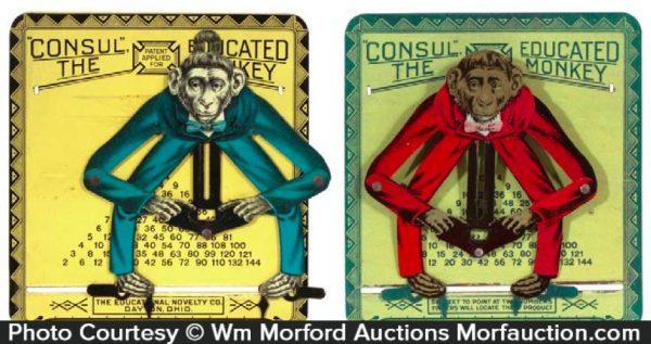 Consul The Monkey Toys