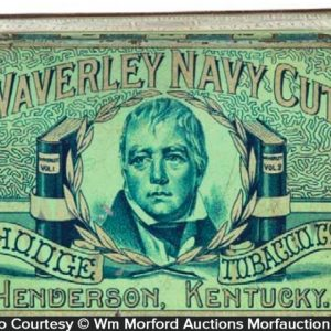 Waverley Navy Cut Tobacco Tin